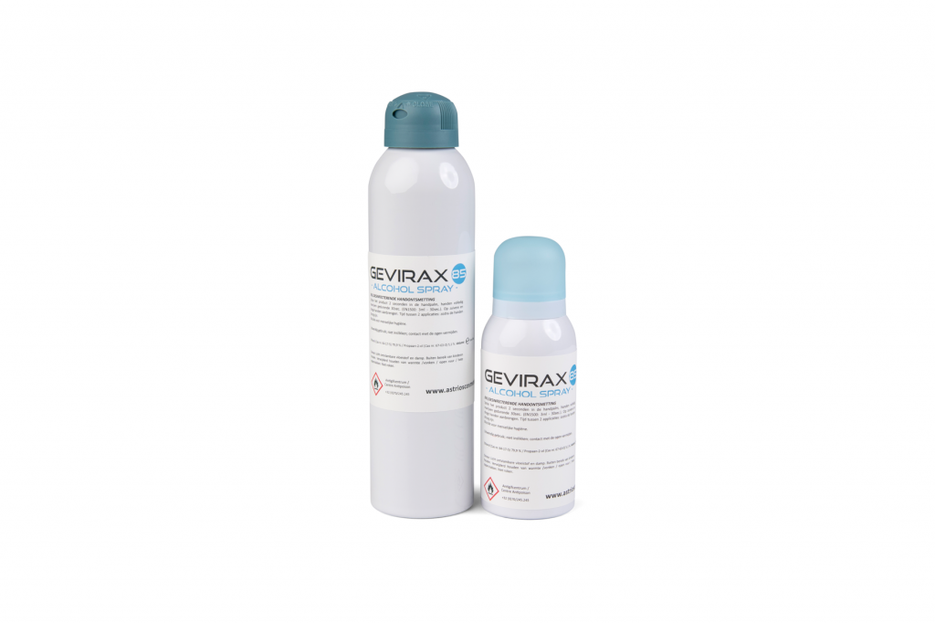 Alcohol Spray Gevirax