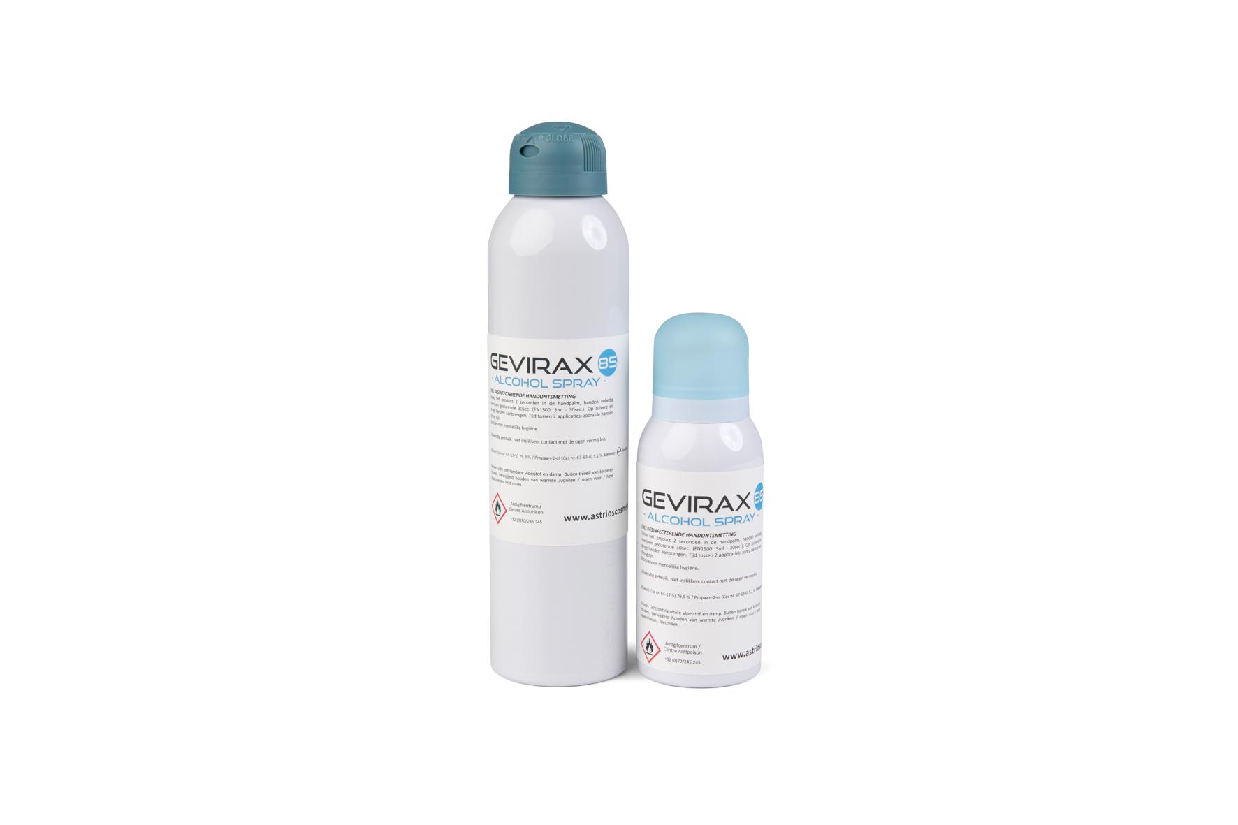 Alcohol Spray Gevirax