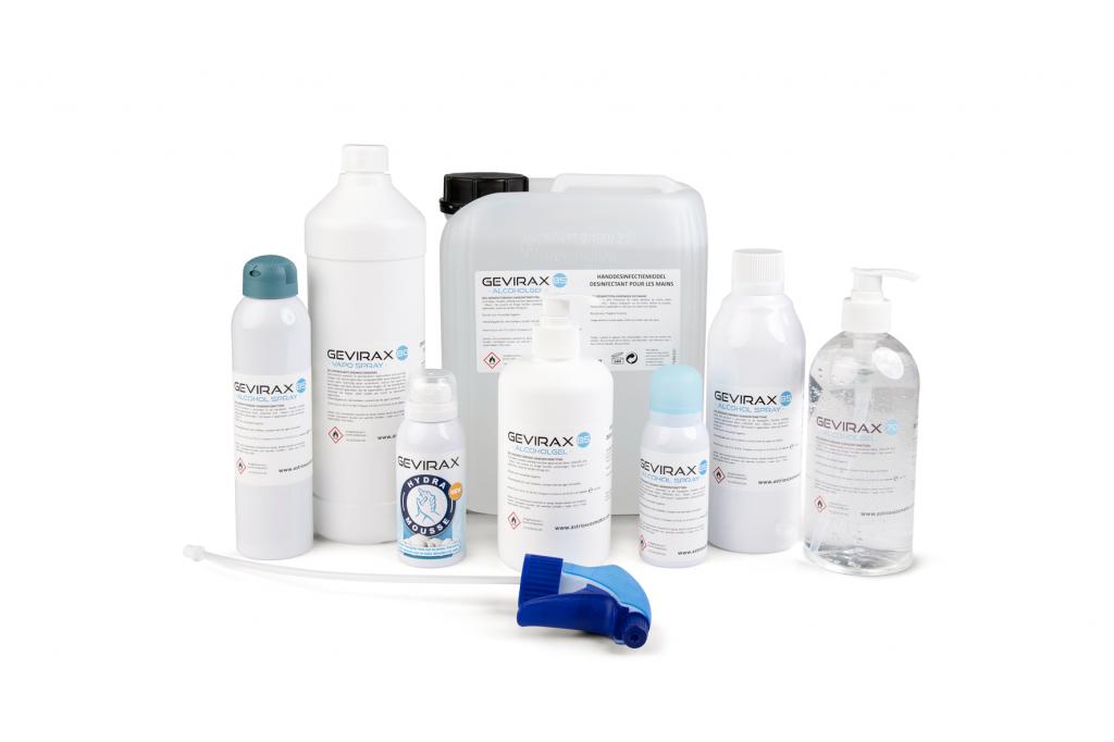 Gevirax producten
